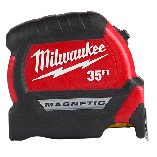 35ft Compact Magnetic Tape Measure