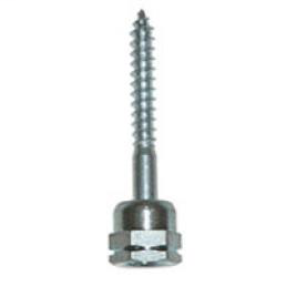 """1/4 x 1"""" Sammys® for Wood, Vertical Mounting, 1/4"""" Rod, Model #GST 10"""