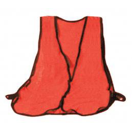 Minerallac,32066,MESH SAFETY VEST, DAYGLO ORANG
