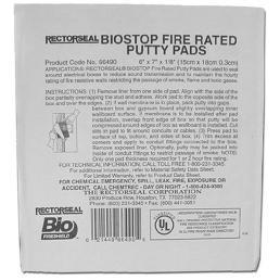 Putty Pad FIRE PUTTY PAD