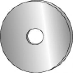 Minerallac,40720J,1/4 X 1 FENDER WASHER ZP