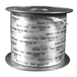 CUL Conduit Measuring Tape CONDUIT MEAS TAPE 3/16 3000'