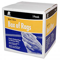 Minerallac,37582,5 LB BAG OF RAGS
