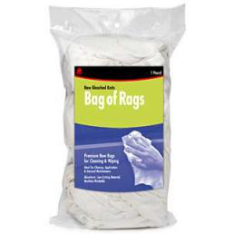Minerallac,37580,1 LB BAG OF RAGS