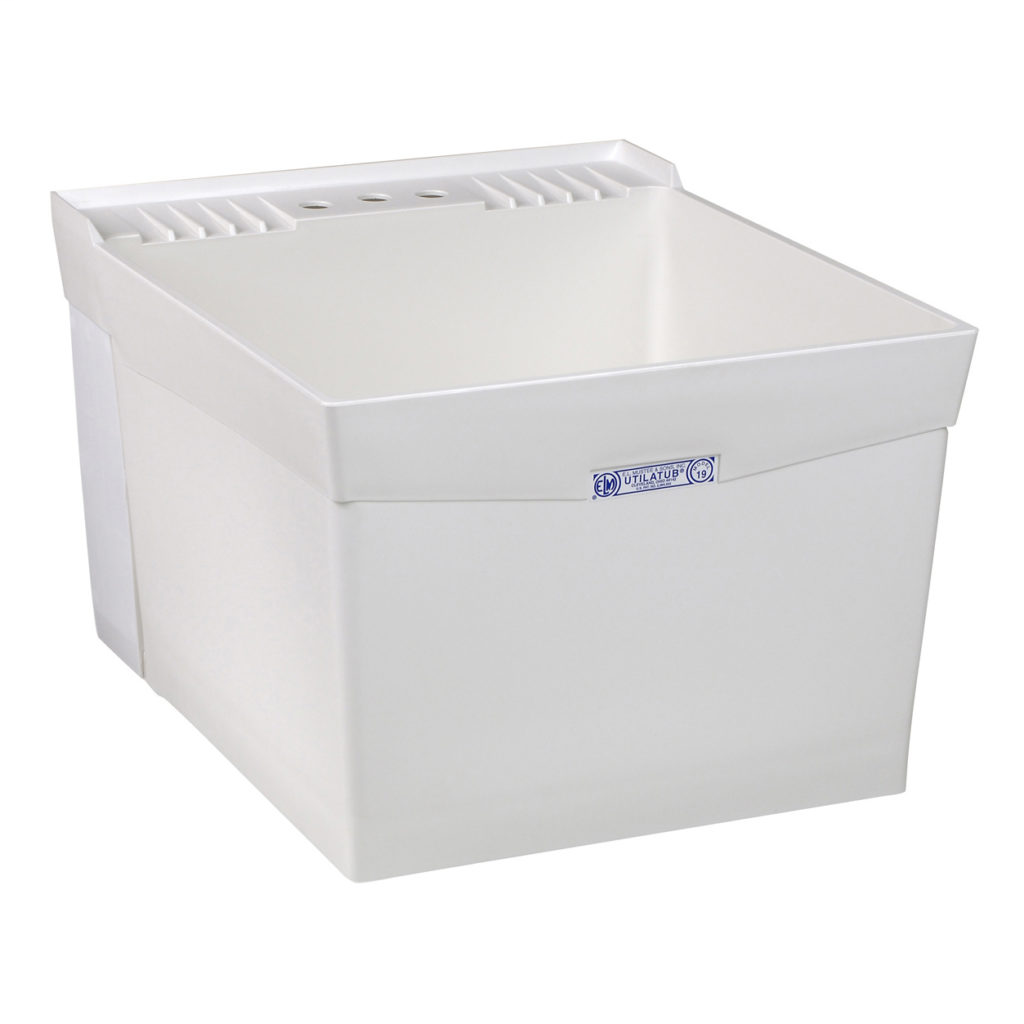 "20"" UTILATUB® Laundry Tub - Wall"