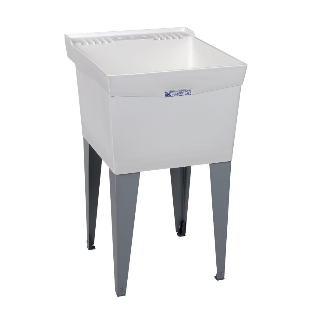 "20"" UTILATUB® Laundry Tub - Floor"