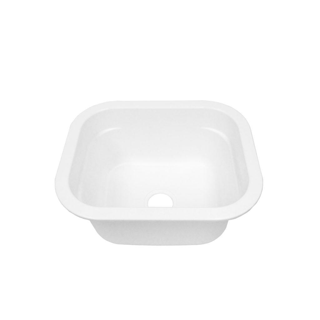 Utility Sink - White