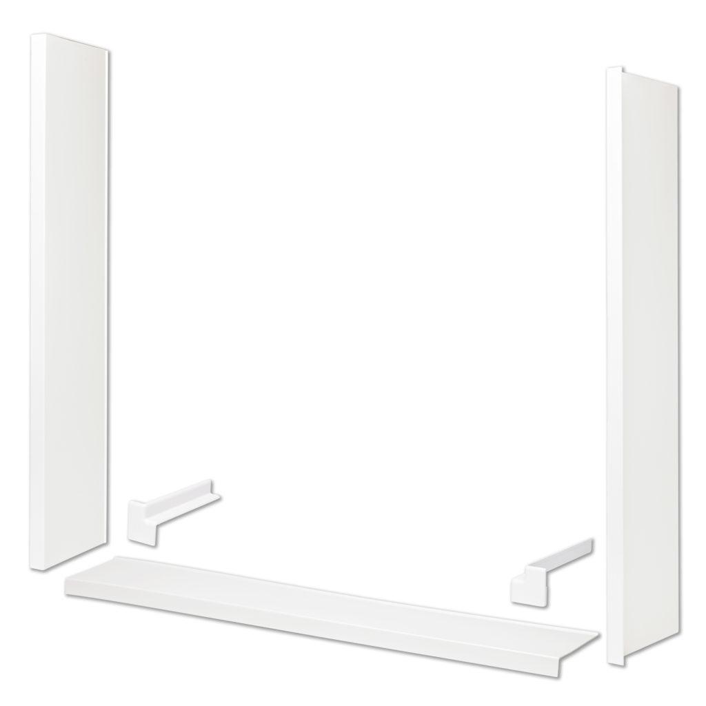 DURATRIM™ Fiberglass Window Kit - White