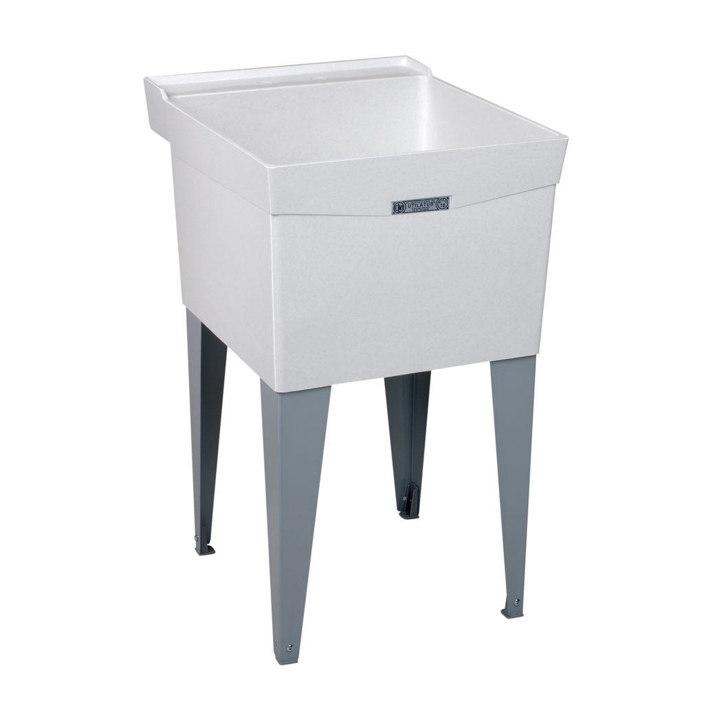 "20"" DURASTONE® UTILATUB® Laundry Tub - Floor"
