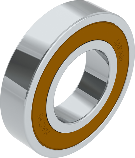 6315-2NSEC3 - Deep Groove Ball Bearing with 2 Seals