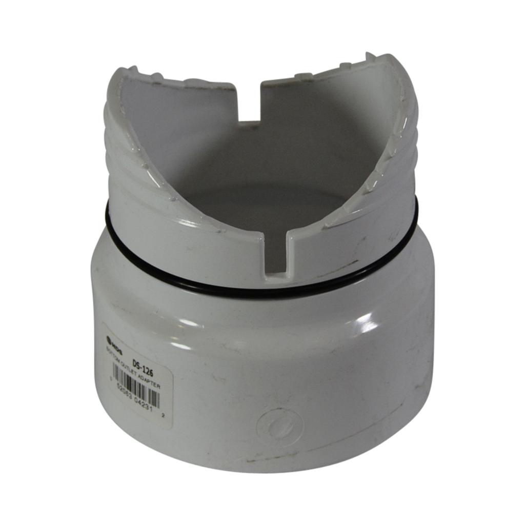 Dura Slope Bottom Outlet Adapter