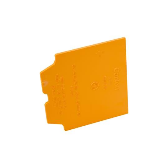 CARLON 2G DIVIDE PLATE USED IN B249B