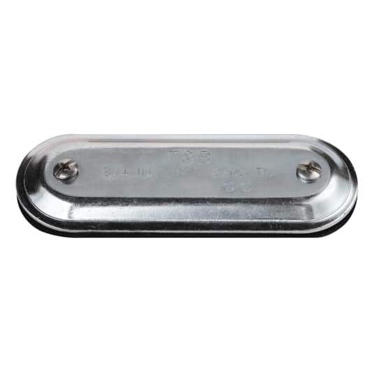 Mayer-1.25 IN STAMPED STEEL COVER, FORM 7-1