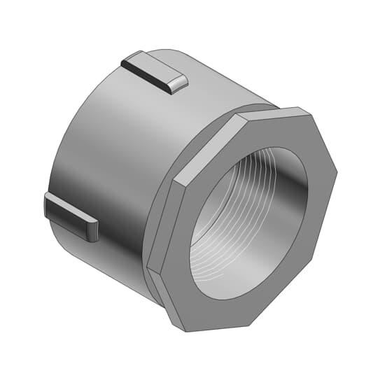 Thomas & Betts 675AL 1/2 Inch Aluminum Erickson Coupling