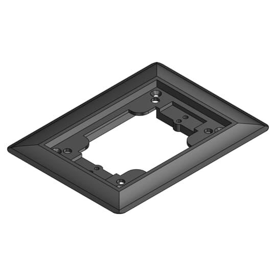 SC P64P-CP-BLK 1-G CARPET PLT LEN4-