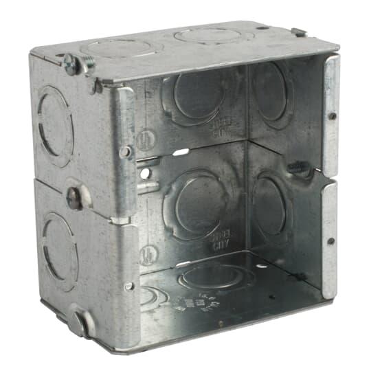 Steel City GW-225-G Steel Box