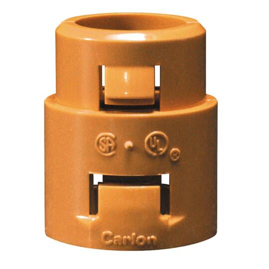 CARLON 1 IN RESI-GARD Q.C. SNAP-IN ADAPTER