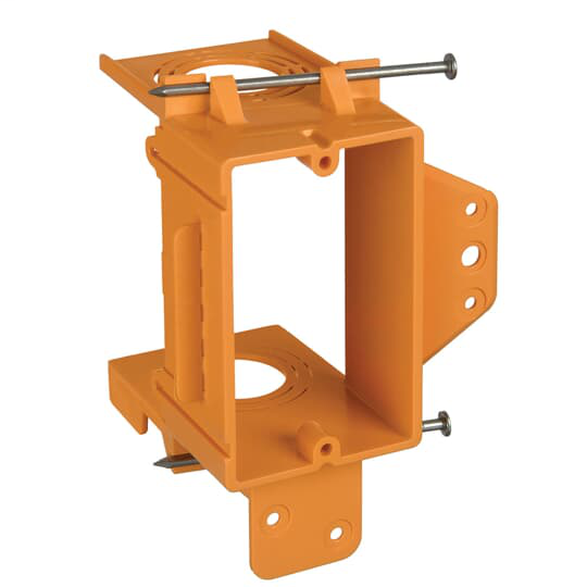 Mayer-1 GANG LOW VOLTAGE BRACKET-1