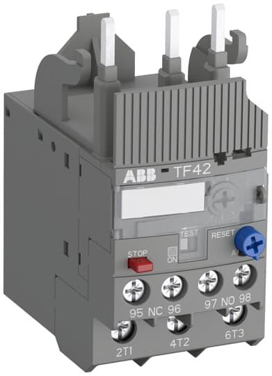 ABB TF42-1.0 THERMAL O/L RELAY, 0.7