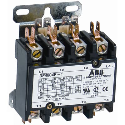 ABB DP30C1P-F DP CONTR,30A,1P,24/60