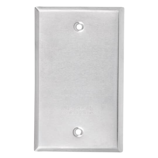 Red Dot CCB Dry-Tite Blank Device Mount Cover
