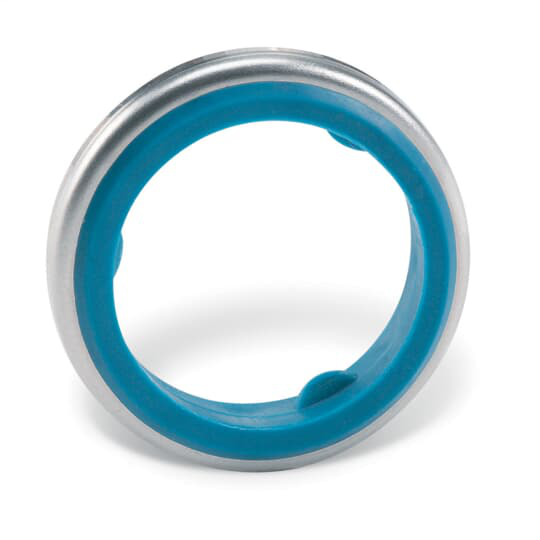 RING SEALING 1/4 RUBBER W/STL