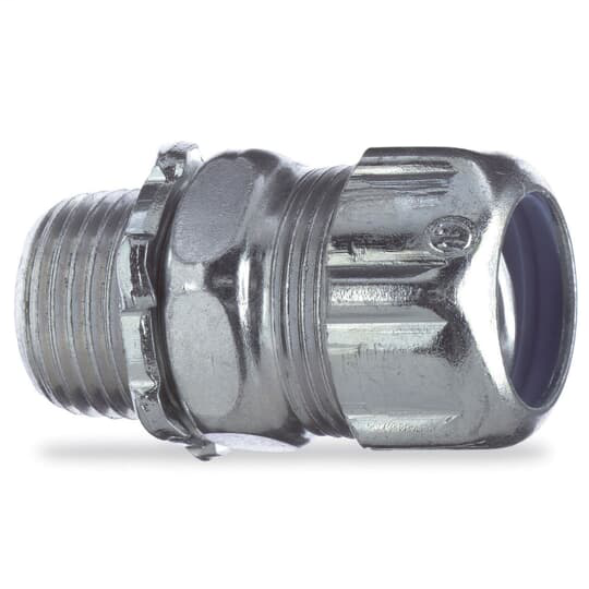 Thomas & Betts 5233 3/4 Inch Steel Liquidtight Connector