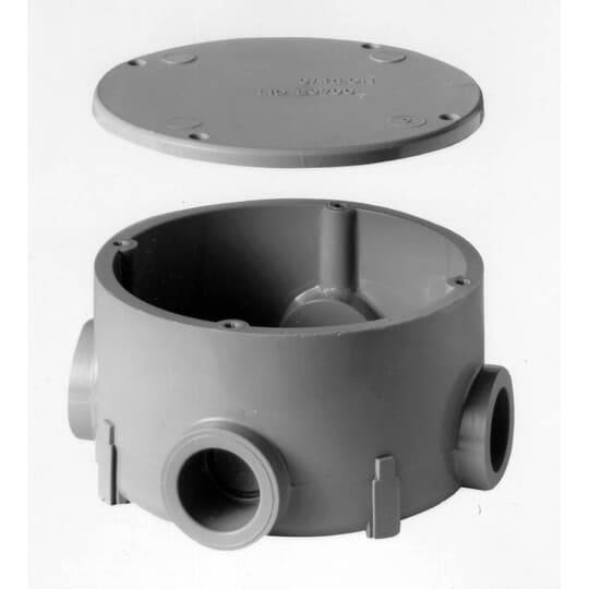 Mayer-1/2 IN ROUND TYPE X CONDUIT BODY-1