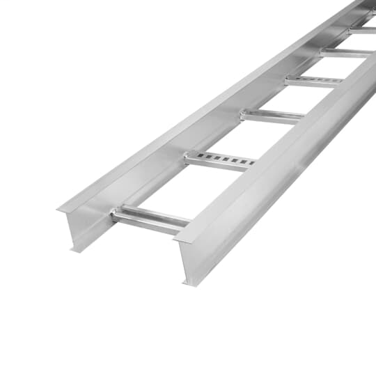 THOMAS & BETTS AL STR 6IN 12W LADDER TRAY 12FT