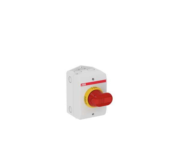ABB EOT16U3P4-P1 20A NF NM 4/4X RED