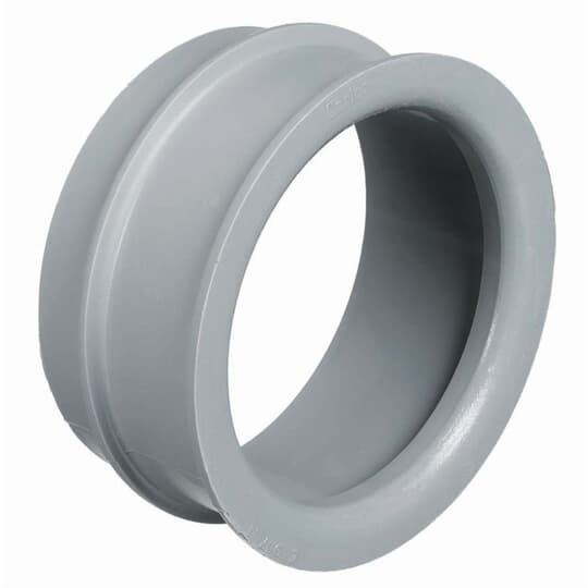 CL E997L END BELL 3 IN GRAY PVC