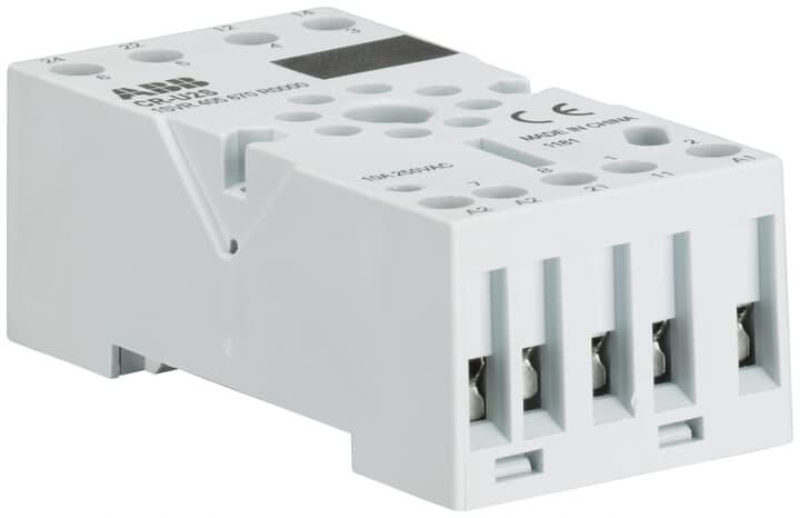 Thomas & Betts 1SVR405670R0000 Relay Socket