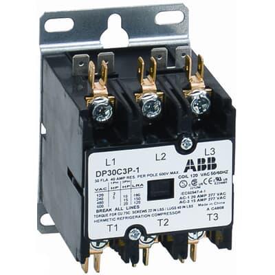 ABB DP30C2P-2 DP CONTR,30A,2P,240/2
