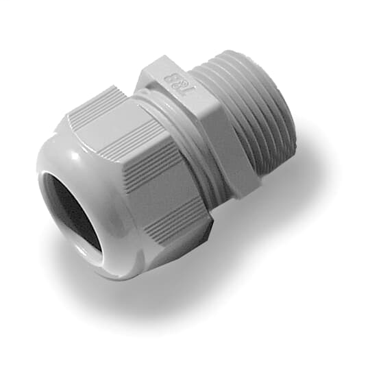 Mayer-1/2 IN CABLE GLAND W/2HOLE GROMMET-1