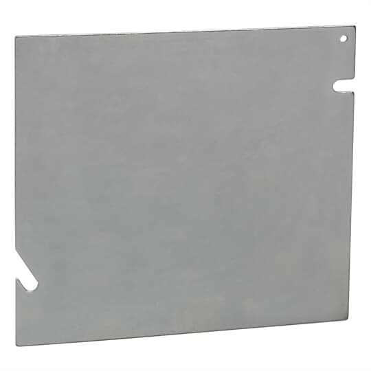 Steel City 82C-1 5 Inch Steel Square Box Cover