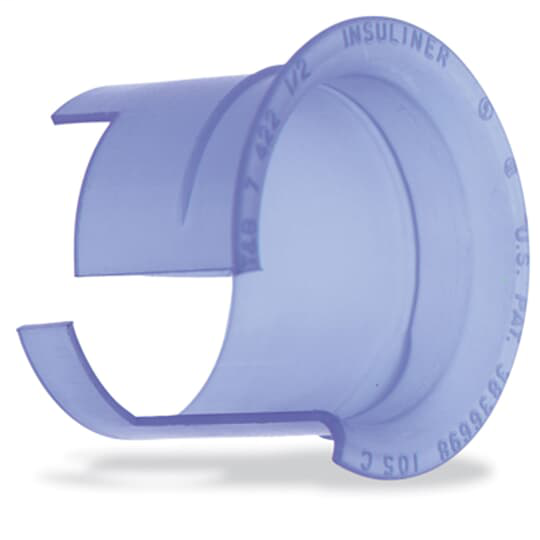 "Thomas & Betts 431 4"" Nylon Insuliner Sleeve For use with Rigid/IMC/EMT Conduit"