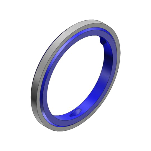 RING, SEALING 3 INCH RUBBER W/STL