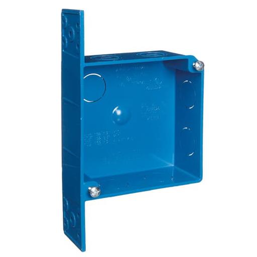 4IN X4IN X1.5IN ENT BOX .5.75IN KOS