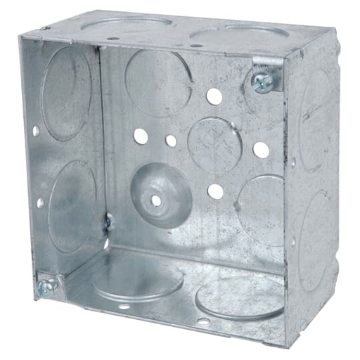 Conduit Accessories Outlet Boxes Covers Bar Hngrs Steel Outlet Boxes Edges Electrical Group