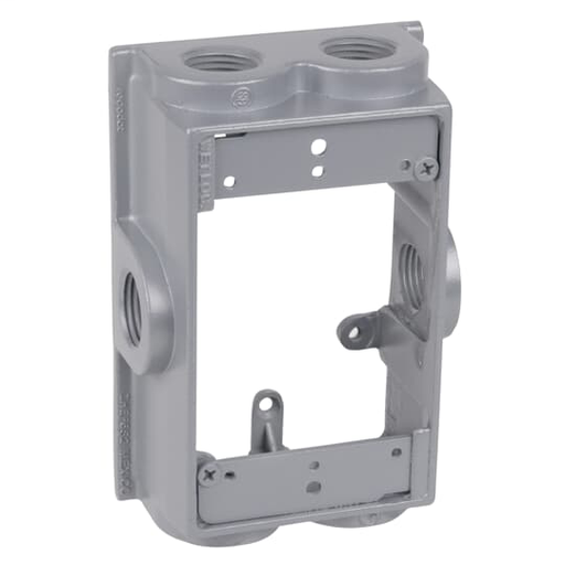Mayer-1/2INCH 6 HOLE FLANG EXT-1