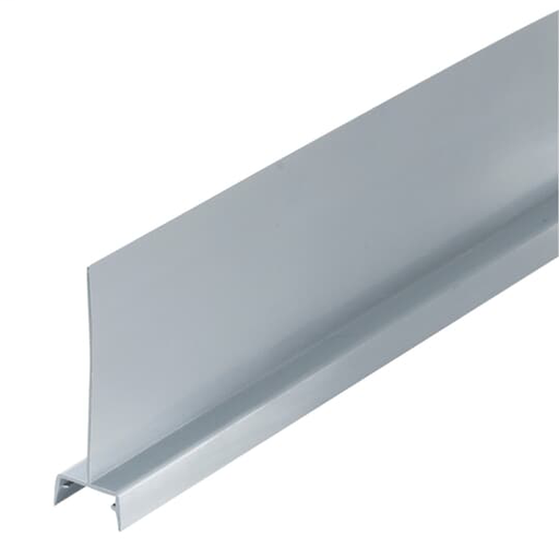1.5 HIGH GRAY SOLID DIVIDER