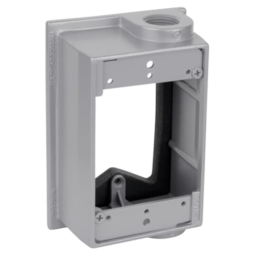 Mayer-1/2INCH 2 HOLE FLANG EXT-1