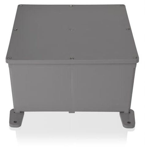 Mayer-12 X 12 X 4 IN PVC JUNCTION BOX-1