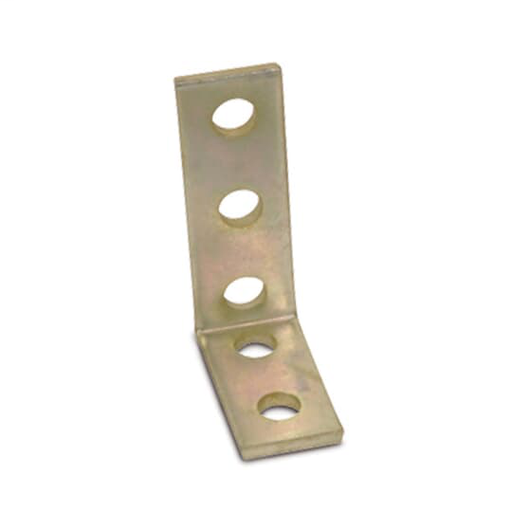 STEEL 5 HOLE ANGLE CONNECT