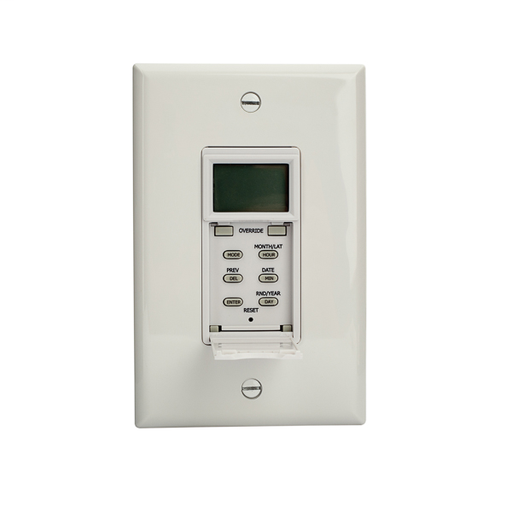 TORK SS703Z 15A 3W ASTRO IN WALL ELECT TIME SWITCH NO NEUTRAL 277V