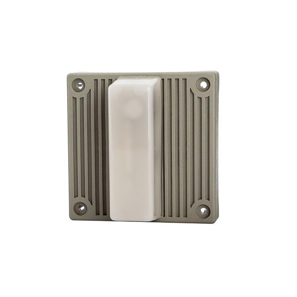 Horn/Strobe 120VAC White