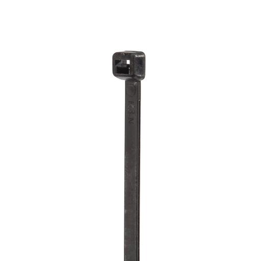 "NSI 4180 4"" BLACK CABLE TIE"