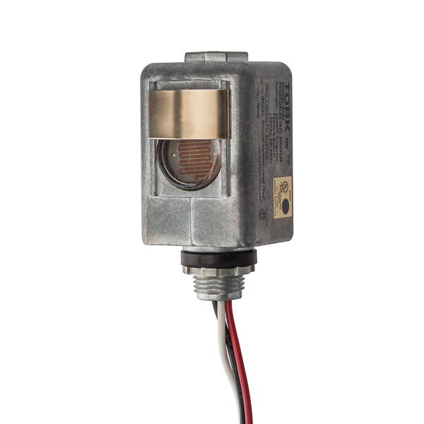 NSi,2101,Photocontrol Stem Zinc 120V