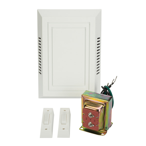 Mayer-Chime Kit w/Transformer and 2 Pushbutton-1