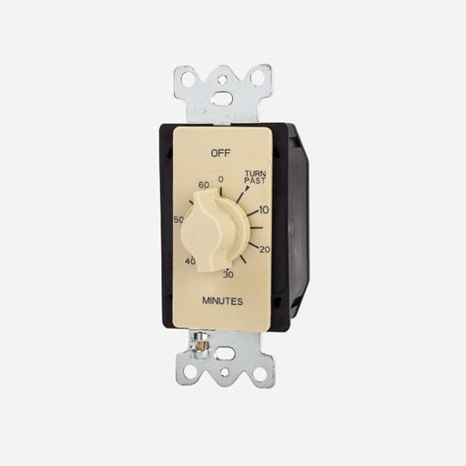 Mayer-60 Min Timer 125-277V SPDT Ivory-1